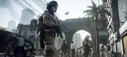 Battlefield 3 dans un simulateur grandeur nature