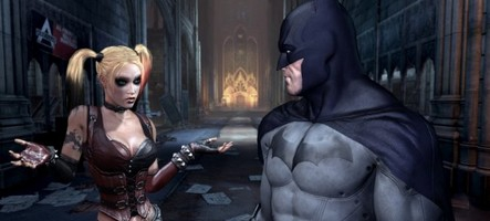 Batman : Arkham City exhibe sa PhysX
