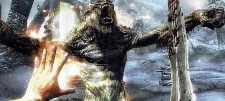 The Elder Scrolls V : Skyrim, la pub tout en images réelles