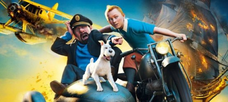 (Test) Les Aventures de Tintin : Le Secret de la Licorne (Xbox 360, PS3, Wii, PC, 3DS)