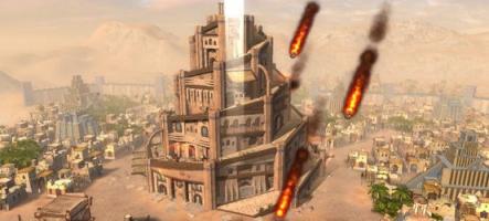 Babel Rising, un nouveau jeu Kinect et PS Move signé UbiSoft