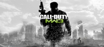 L'exemplaire de Call of Duty : Modern Warfare 3 le plus cher du monde