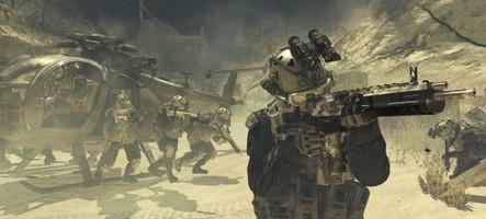 Call of Duty : Modern Warfare 3 : Vol d'un camion à Créteil (94)