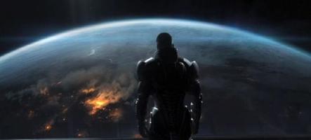 L'histoire de Mass Effect 3 volée et mise en ligne