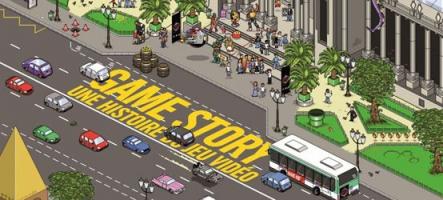 L'Expo Game Story ouvre ses portes au Grand Palais