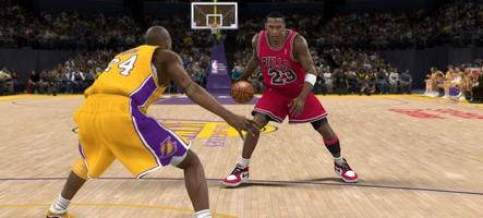 Les serveurs de NBA 2K11 maintenus jusqu'en avril 2012