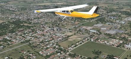 Un simulateur d'avion dans votre salon