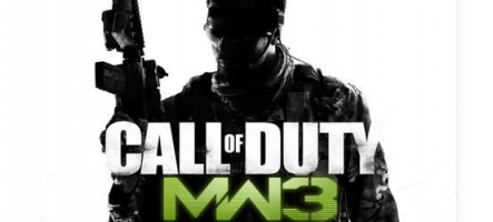 Call of Duty Modern Warfare 3 est le jeu le plus joué sur Xbox 360