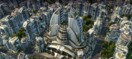 Anno 2070, une bande-annonce de lancement
