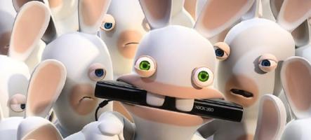 (Test) Les Lapins Crétins partent en Live (Xbox 360 Kinect)