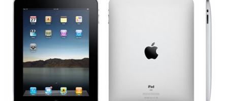 iPad : le chouchou de Noël bien devant les consoles de jeux
