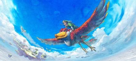Nintendo : The Legend of Zelda Skyward Sword est le meilleur jeu de tous les temps