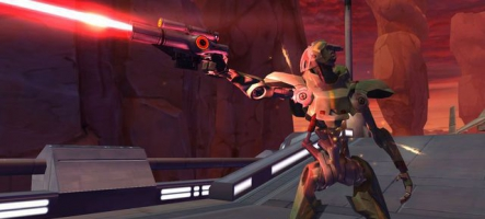 Star Wars The Old Republic : nouveau personnage et nouvelle vidéo d'intro