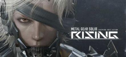 Metal Gear Rising redonne de ses nouvelles en vidéo