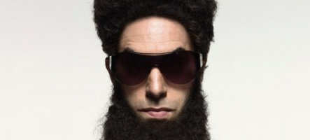 Sacha Baron Cohen est The Dictator