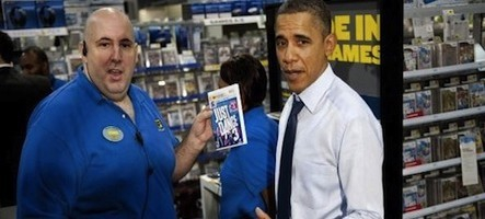 Barack Obama aime Just Dance 3