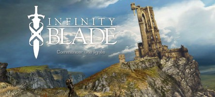 Infinity Blade a rapporté 30 millions de dollars
