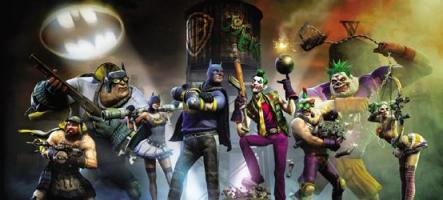 Gotham City Impostors repoussé à février
