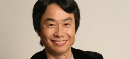 Shigeru Miyamoto invente un tout nouveau jeu