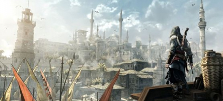 Assassin's Creed Revelations présente son Traveller Map Pack