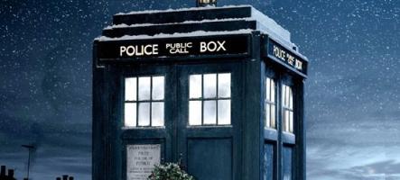 La première vidéo du jeu Doctor Who