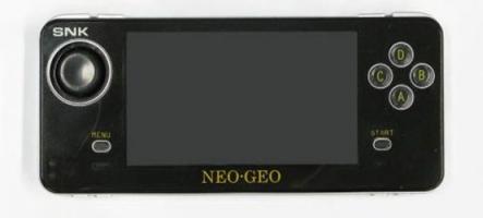 SNK lance une nouvelle Neo-Geo