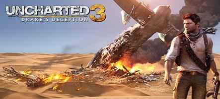 Une compilation de tous les Uncharted PS3 en approche