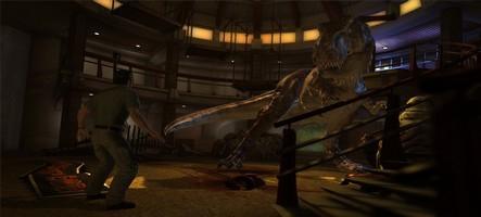 Jurassic Park ne sortira pas sur Xbox 360