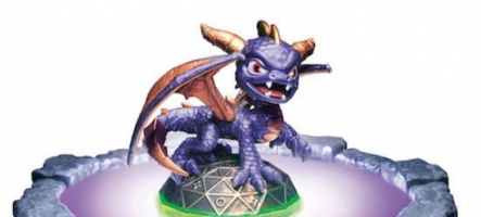 Activision annonce de nouvelles figurines Skylanders