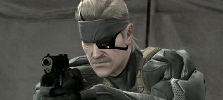 Metal Gear Solid 5 sortira avant mars 2014