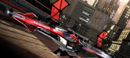 (Test) Wipeout 2048 (PS Vita)