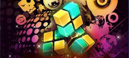 (Test) Lumines Electronic Symphony (PS Vita)