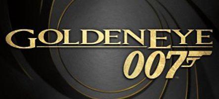 Goldeneye N64 en vrai...