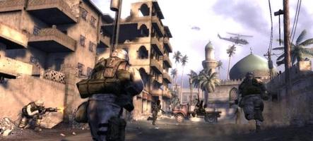 Konami jette l'éponge sur Six Days in Fallujah ?