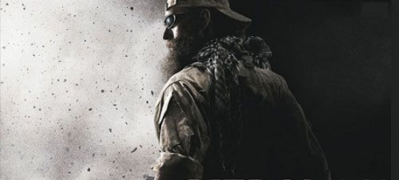 Medal of Honor Warfighter pour octobre