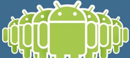 850 000 nouveaux portables Android chaque jour