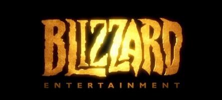 Blizzard supprime 600 emplois