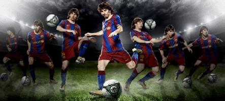 PES 2012 : la mise à jour des équipes bientôt disponible
