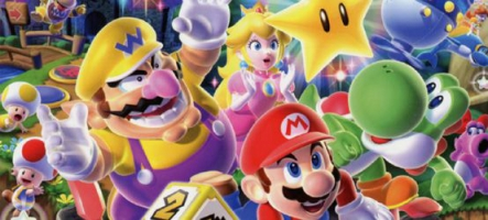 (Test) Mario Party 9 (Wii)