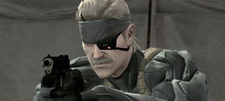 Metal Gear Solid HD Collection débarque sur PS Vita