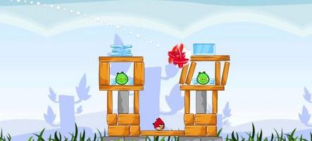 Les Angry Birds débarquent dans l'espace