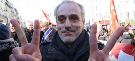 Interview : Philippe Poutou, candidat NPA à la présidentielle parle d'Hadopi et des jeux vidéo