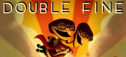 Double Fine récolte 3,4 millions de dollars pour son jeu d'aventure