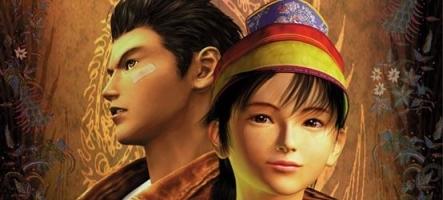 Sega prépare Shenmue HD et Skies of Arcadia HD