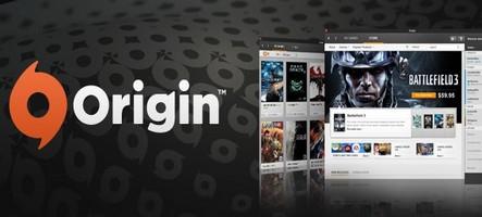 Origin attire Sega et 17 autres éditeurs