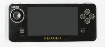 La nouvelle Neo Geo portable arrive au printemps