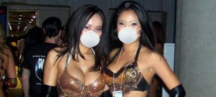 L'E3 menacé par la grippe mexicaine ?
