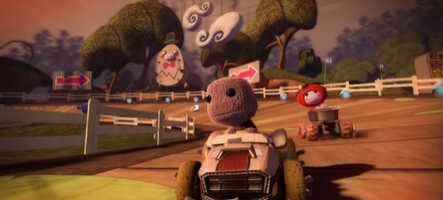 Sony annonce LittleBigPlanet Karting