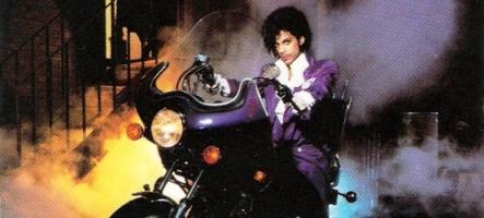 Prince a envoyé bouler Activision et son Guitar Hero