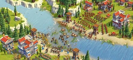 Promo de gros pour Age of Empires Online